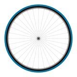 自行车车轮 皇族释放例证