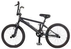 自行车黑色 免版税库存图片