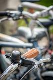 自行车细节 免版税库存照片