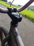 自行车bmx 免版税库存照片