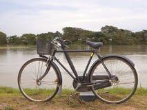 自行车lankan sri 免版税库存照片