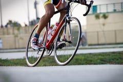 自行车race4 库存照片