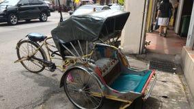自行车Taxie 免版税库存照片