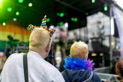 自豪感LGBT节日 图库摄影