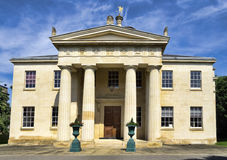 舍去的学院在剑桥,英国 免版税库存图片