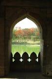 舍尔沙坟茔 库存图片