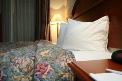 舒适的卧室 库存图片