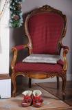 舒适的椅子 图库摄影