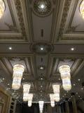 舞厅照明设备 免版税库存图片