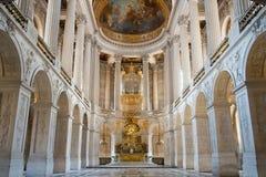 舞厅巴黎versaille 库存照片