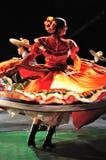 舞蹈传统的墨西哥 免版税图库摄影
