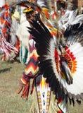 舞蹈印地安人 库存图片