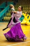 舞蹈夫妇 图库摄影