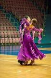 舞蹈夫妇 免版税图库摄影