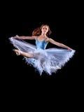 舞蹈家#7 BB123652 免版税库存照片