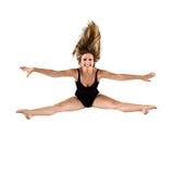 年轻舞蹈家#1 BB133676 免版税库存图片
