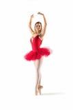 年轻舞蹈家#4 BB136385-2 免版税库存照片