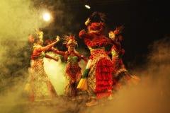 舞蹈文化 免版税库存照片