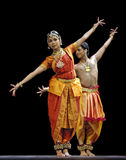 舞蹈民间印地安人 免版税库存图片