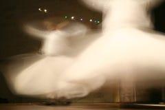 舞蹈演员伊斯兰教苦行僧 图库摄影