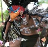 舞蹈演员墨西哥 免版税库存照片