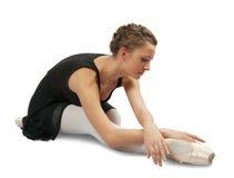 舞蹈演员女性 库存图片