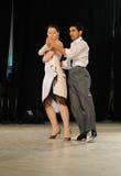 舞蹈演员探戈 库存照片
