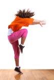 舞蹈演员现代妇女 库存图片