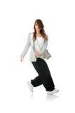舞蹈演员现代年轻人 库存照片