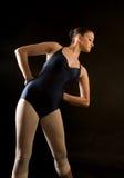 舞蹈演员现代年轻人 图库摄影