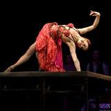 舞蹈演员西班牙语 图库摄影