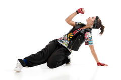 舞蹈演员 免版税库存图片