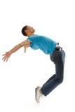 舞蹈移动 免版税库存图片