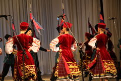 舞蹈艺术  免版税库存图片