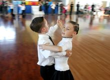 舞蹈节日开放体育运动 库存图片