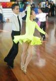 舞蹈节日开放体育运动 库存照片