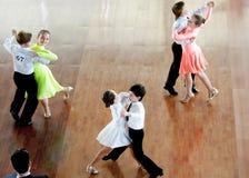 舞蹈节日开放体育运动 图库摄影