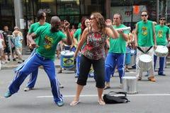 舞蹈让s 免版税库存图片