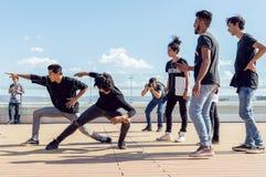 舞蹈,照原样 图库摄影