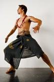 舞蹈haka 免版税库存图片
