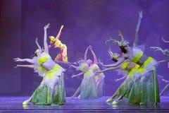 舞蹈minnan魅力 图库摄影