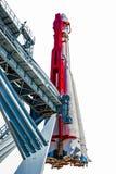 航天器沃斯托克1 (东部1) Yury加加林 免版税图库摄影
