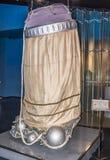 航天器Voskhod-2气密室  库存图片