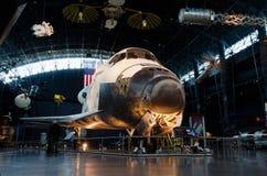 航天飞机发现 库存图片
