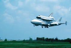 航天飞机挑战者 免版税图库摄影
