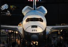 航天飞机空间我们 库存图片