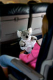 航空公司旅行 库存照片