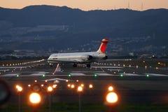 航空公司日本 库存图片