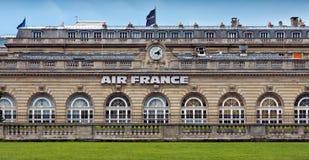 巴黎-航空公司法航总局 库存图片