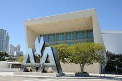 航空公司美国竞技场迈阿密 免版税库存图片
